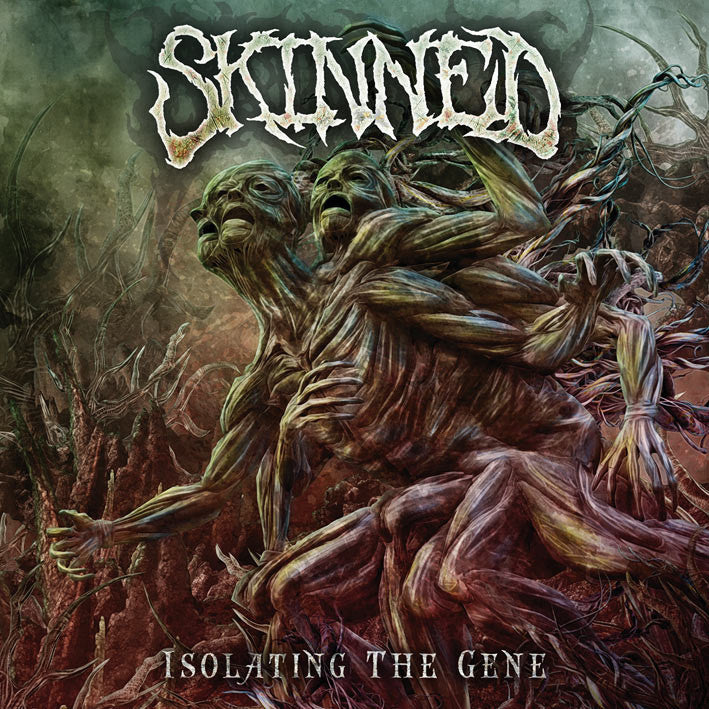 Skinned- Isolating The Gene CD on Imbecil Entertainment