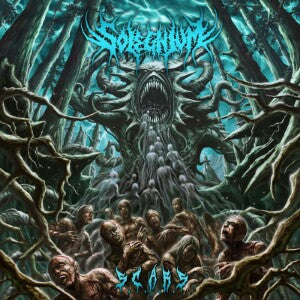 Solegnium- Sickening Cases About Rotten Souls CD on Limited Blasting Prod.