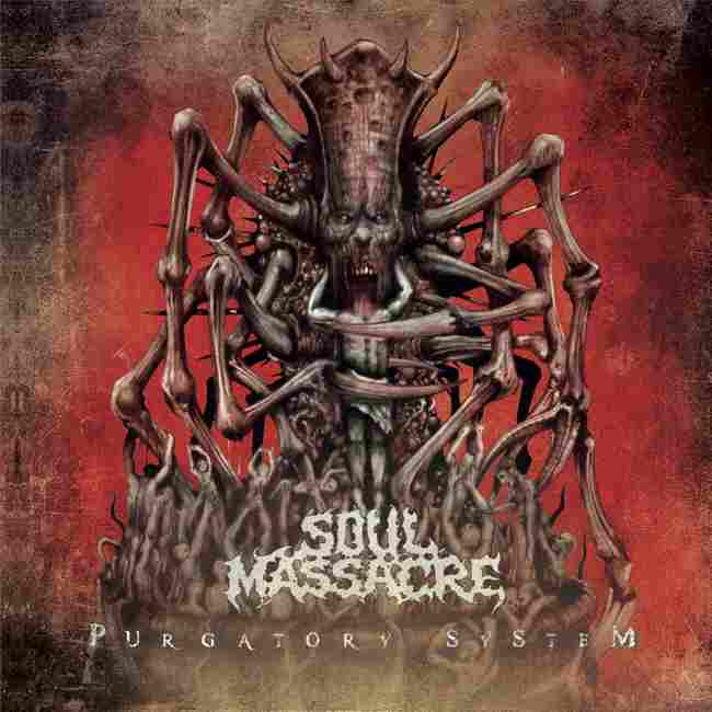 Soul Massacre- Purgatory System CD on Parat Prod.