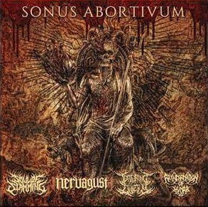 Soul Of Slamming / Nervagust / Torturing Quietly / Reincarnation Of Hydra- Split CD