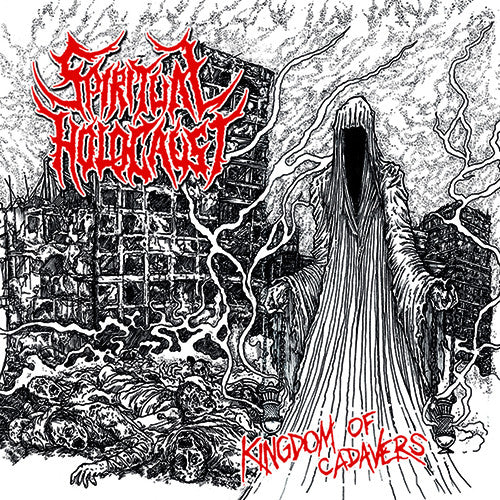 Spiritual Holocaust- Kingdom Of Cadavers MCD on Grind House Music