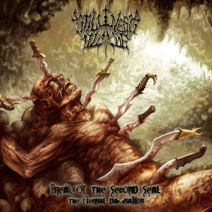 Stillness Blade- Break Of The Second Seal CD on Punishment 18 R