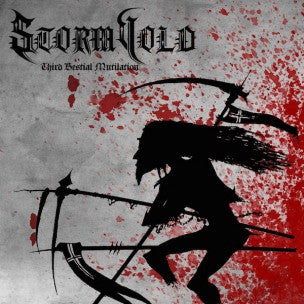 Stormvold- Third Bestial Mutilation CD on Xtreem Music