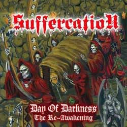 Suffercation- Day Of Darkness.. The Re Awakening CD on Afterlife