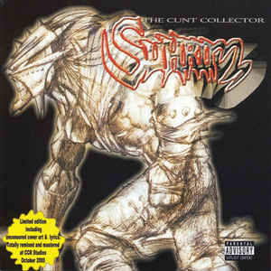 Suhrim- The C*nt Collector CD on Rotten To The Core