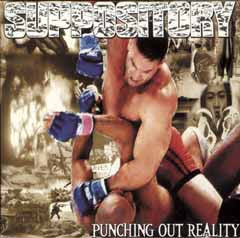 Suppository- Punching Out Reality CD on Forensick Music