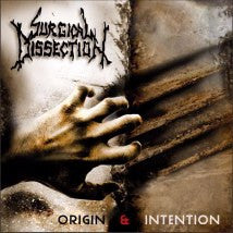 SURGICAL DISSECTION- Origin & Intention CD on NTEY Rec.