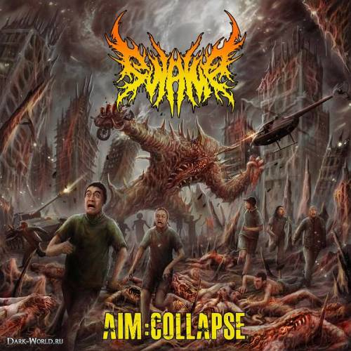 Swamp- Aim:Collapse CD on Coyote Rec.