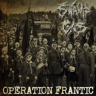 Swamp Gas- Operation Frantic CD on Brute! Prod.