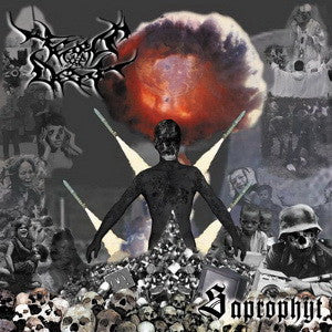 Tears Of Decay- Saprophyt CD on Cudgel Agency