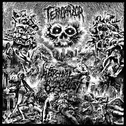 Terrorazor- Abysmal Hymns Of Disgust CD on Self Made God