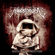 "TERRORDROME- Seeds Of Fear, Begotten 7"" EP VINYL on Sevared Rec."
