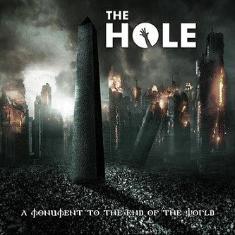 The Hole- A Monument to The End Of The World CD on Necromance Rec.