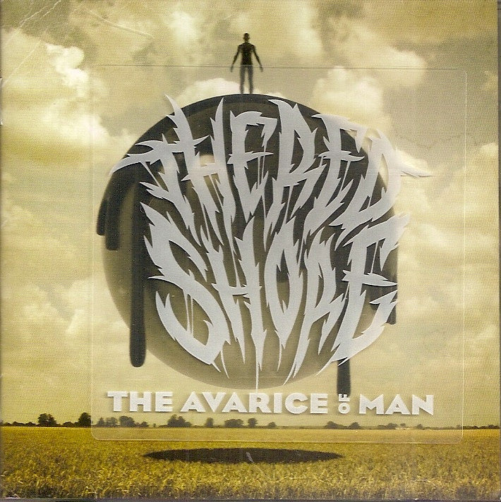 The Red Shore- The Avarice Of man CD on Listenable Rec.