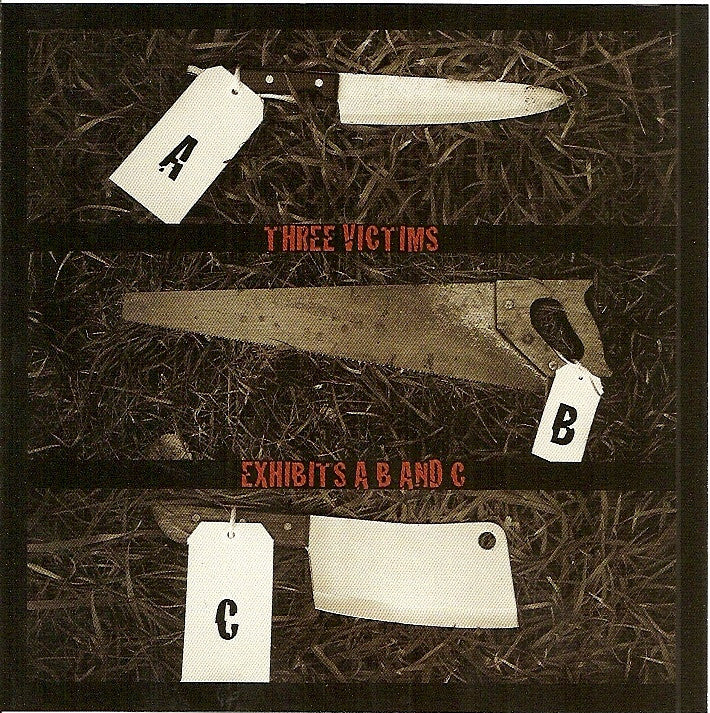 Three Victims- Exhibits A B and C CD on Life Fluid Prod.