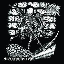 Throneum- Mutiny Of Death DIGI-CD on Pagan Rec.