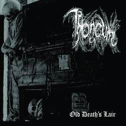 Throneum- Old Death's Lair DIGI-CD on Pagan Rec.