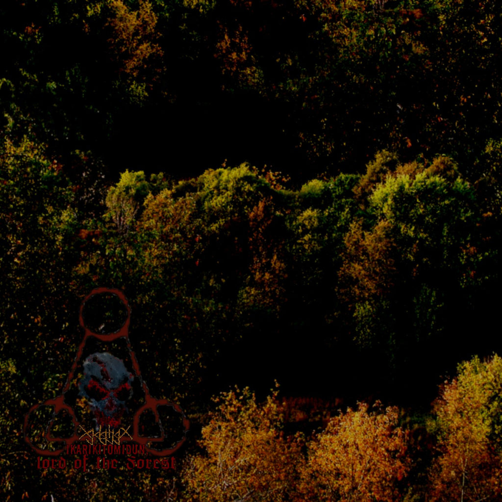 Tjologtjar- Ikarikitomidun Lord Of The Forest CD on Suffering Je