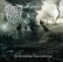 TO FEED OF FLESH- Si Vis Pacem, Para Bellum MCD on Rotten Cemetery Rec.
