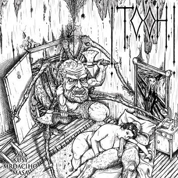 T.O.O.H.- Vy Kusy Mrdaciho Masa CD on Metal Or Die Rec.