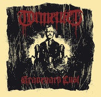 Tormented- Graveyard Lust DIGI-CD on War Anthem Records