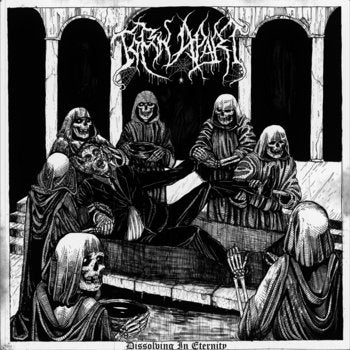 Torn Apart- Dissolving In Eternity CD on Dark Blasphemies Rec.