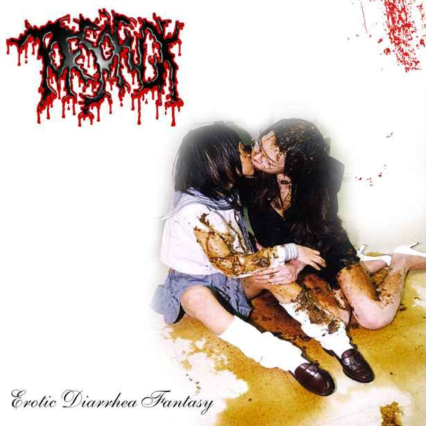 Torsofuck- Erotic Diarrhea Fantasy + Live In Mexico CD on American Line Prod.