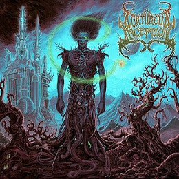 Torturous Inception- Headfirst Into Oblivion CD on Unleash The Underground Rec.