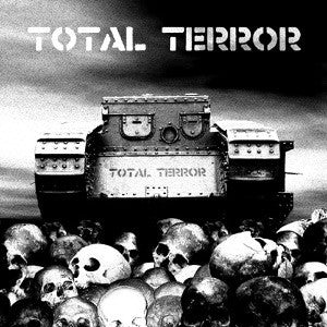Total Terror- S/T CD on Vic Rec.