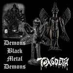 Toxodeth- Demons Black Metal Demons CD on American Line