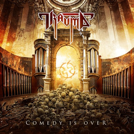 Trauma- Comedy Is Over CD on Deformeathing Prod.
