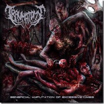 TRAUMATOMY- Beneficial Amputation Of Excessive Limbs CD