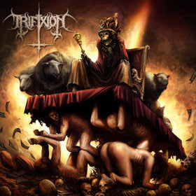 TRIFIXION- A Utopia For The Damned CD on P.E.R.