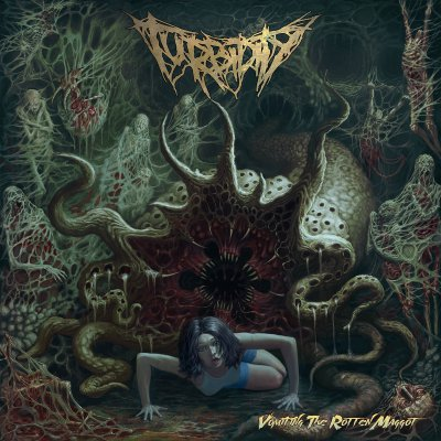 Turbidity- Vomiting The Rotten Maggot CD on Lord Of The Sick