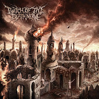 Twitch Of The Death Nerve- A New Code Of Morality CD Comatose