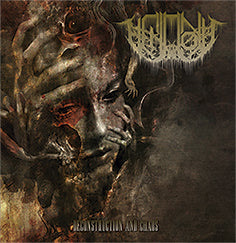 Uchrony- Deconstruction And Chaos CD w/ Slipcase on Helvete Rec.
