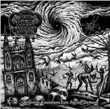 Uggae Command- Serpentine Emanations From Ancient Darkness MCD on Apocalyptic Prod.
