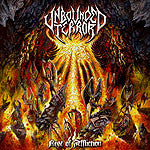 Unbounded Terror- Nest Of Affliction Discography CD on Xtreem Mu