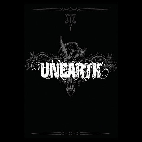 Unearth- S/T DVD on Metal Blade Rec.