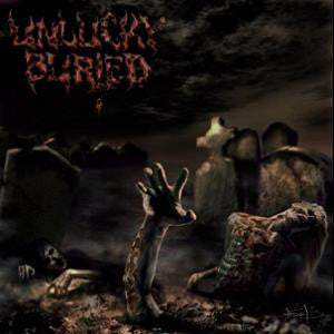 Unlucky Buried- Blast From The Underground CD on More H*te Rec.