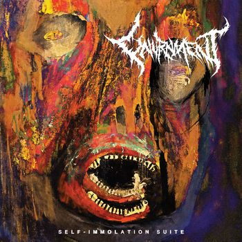 Unurnment- Self Immolation Suite CD on Maggot Stomp