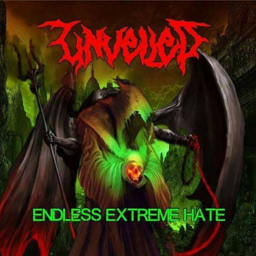 Unveiled- Endless Extreme H*te CD