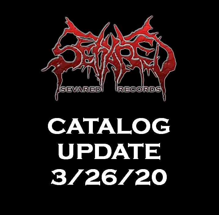 UPDATE 3/26/20- New Arrivals Listed Here!!!