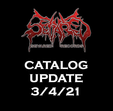 UPDATE- 3/4/21 New Arrivals Listed Here!!!
