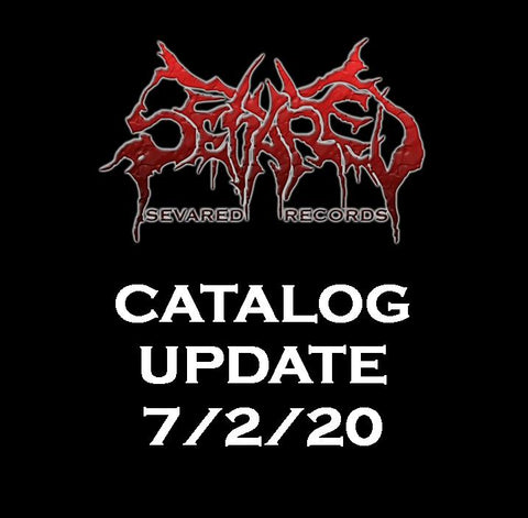 UPDATE- 7/2/20 New Arrivals Listed Here!!!