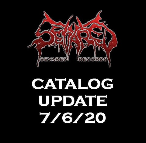 UPDATE- 7/6/20 New Arrivals Listed Here!!!