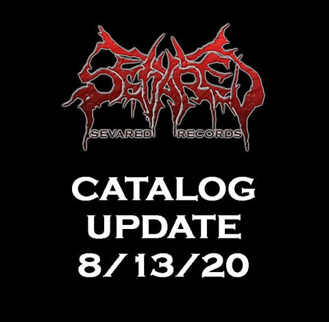 UPDATE- 8/13/20 New Arrivals Listed Here!!!