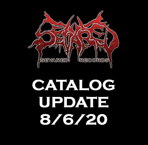 UPDATE- 8/6/20 New Arrivals Listed Here!!!