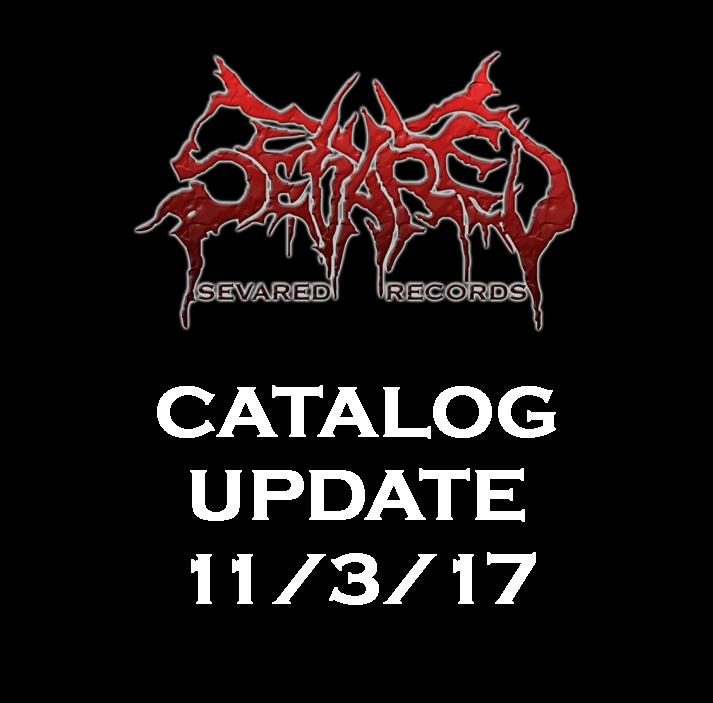 UPDATE 11/3/17 NEW ARRIVALS LISTED HERE!!!