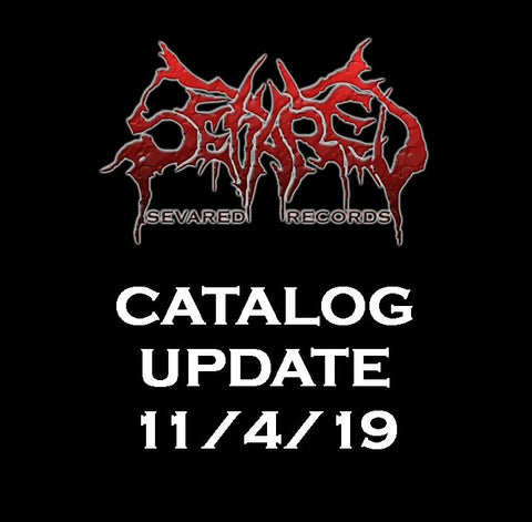 UPDATE 11/4/19 New Arrivals Listed Here!!!